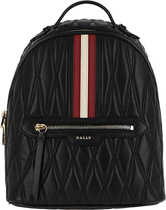 Bally Daffi Backpack Black Rucksack schwarz