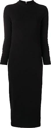 Thom Krom Vestido suéter - Preto