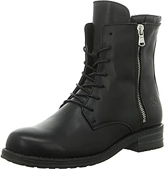 Damen Schuhe Stiefellette Boots 2220-black Post Xchange BLONDY 15
