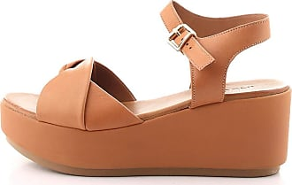 Inuovo 123041 Womens Sandals Brown Size: 2/2.5 UK