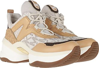 Michael Kors Olympia Sneakers Vanilla