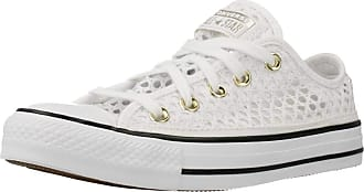 Converse Women Women Sports Shoes CTAS OX White 4 UK