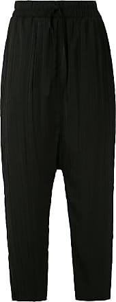 Uma Pantaloni crop Artesia - Di colore nero