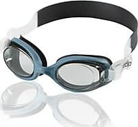 Speedo UV Protection Adult TST Hydrofusion Swim Goggles - Blue Mist