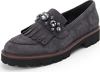 Gabor Loafers in 100% leather Gabor grey