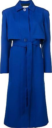 Études Studio Arrow long coat - Blue