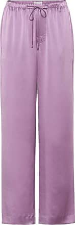 Vince Drawstring silk pants