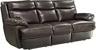 Coaster Fine Furniture Macpherson Power Sofa Espresso