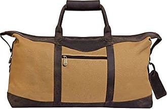 91d1559d6baf Canyon Outback Utah Canyon Collection 22 Canvas and Leather Duffel Bag