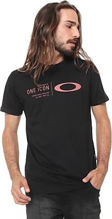 Oakley Camiseta Oakley Neo Street Sign Preta