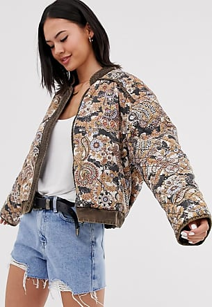 Free People Great Escape - Jacke-Braun