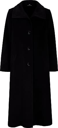 Peter Hahn Coat in a slightly flared A line Peter Hahn black