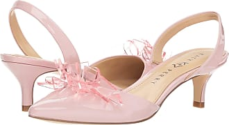 Katy Perry Womens The Lisa Leather Closed Toe, Rose Smooth Patent, Size 5.5 US/US