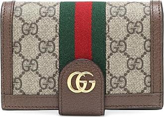 Gucci Passhülle Ophidia GG mit Leder