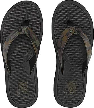 05b5bd644bb1 Vans Nexpa Synthetic ((Camo) Black Green) Mens Sandals