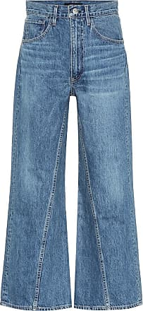 3x1 Aimee high-rise wide-leg jeans