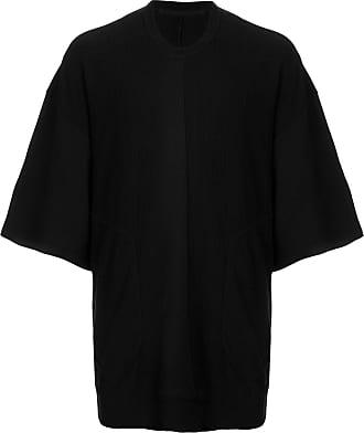 Julius Camiseta oversized mangas curtas - Preto