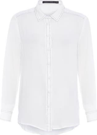 Bobstore Camisa Pesponto Contraste Bobstore - Off white