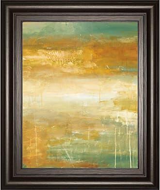 Classy Art Golden Possibilities Framed Wall Art - 8365