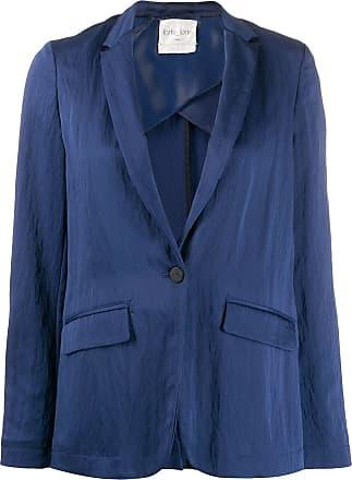 Forte_Forte loose fit blazer - Blue