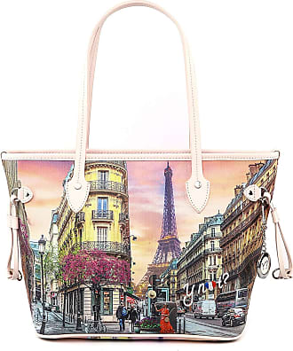 Y Not YNOT SHOPPING BAG SMALL YES-336S0 PARIS SPRING