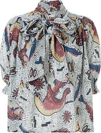 Karen Walker Camicia Mouseion - Multicolore