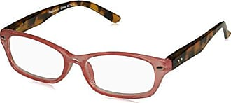 Peepers Womens Straight & Narrow 2391275 Rectangular Reading Glasses, Pink, 2.75