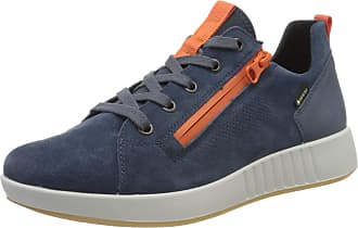 Legero Womens Essence Low-Top Sneakers, Blue (Indaco (Blue) 86), 4.5 UK