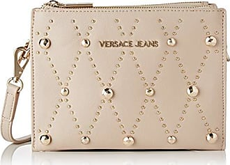 Versace Jeans Couture Wallet, Mujer, Negro (Nero), 1x16x26