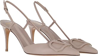 Valentino Pumps - V Slingback Pumps Leather Nude - rose - Pumps for ladies