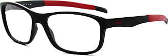 HB Óculos de Grau Hb Polytech 93134/54 Grafite/vermelho