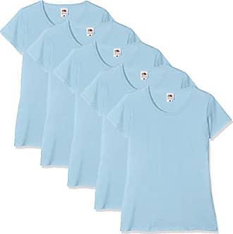 e11519b31b359 T-Shirts Manches Courtes Fruit Of The Loom®   Achetez jusqu à −17 ...
