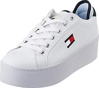 Scarpe Da Ginnastica Tommy Hilfiger Corporate Iconic Bianco