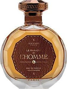 Hayari Paris Mens fragrances Le Paradis de LHomme Eau de Parfum Spray 100 ml