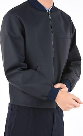 Prada nappa leather reversible jacket size 48