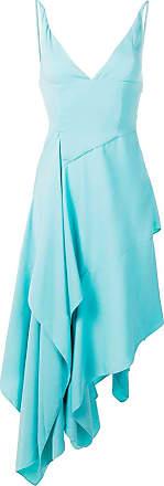 16Arlington Vestido assimétrico - Azul