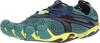 Vibram Fivefingers 18m7001 V-run 48, Mens Training Shoes Training Shoes, Turquoise (North Sea/Navy), 11.5-12 UK (48 EU)