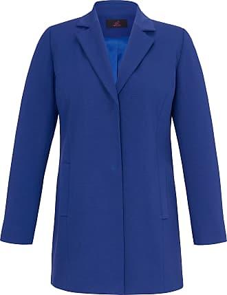 Emilia Lay Jersey blazer press studs Emilia Lay blue