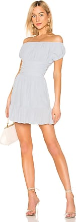 02b37299a7a4 House Of Harlow House of Harlow x Revolve 1960 Daphne Dress in Baby Blue