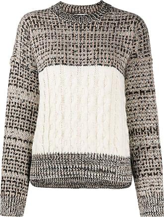 Ganni Suéter de tricô - Neutro