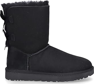 UGG Ankle Boots Black BAILEY BOW II