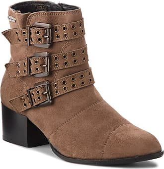 0f6449a531 Pepe Jeans London Botas PEPE JEANS - Waterloo Noise PLS50309 Tobacco 859