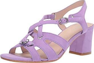 Kate Spade New York Womens Ella Heeled Sandal pop Lilac 8 M US