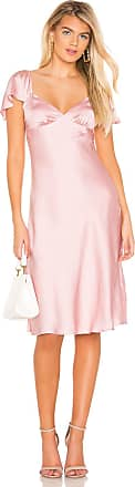 Privacy Please Juniper Midi Dress in Pink