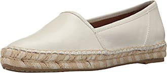 Frye Womens LEE A LINE Moccasin, White, 7.5 M US