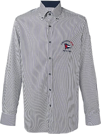 Paul & Shark striped shirt - Azul