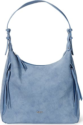 Gabor High-quality faux leather bag Gabor Bags blue