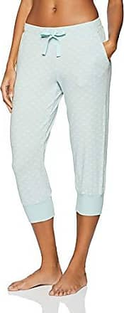 Schiesser Mix /& Relax Frotteehose Lang Pantaloni Pigiama Donna