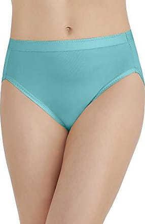 d9c20940b12 Vanity Fair Womens Comfort Where It Counts Hi Cut Panty 13164