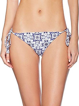 2c861117a5c29 Rachel Roy Womens Swim Bottom with Side Straps and Self Tassel